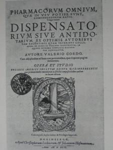 Das älteste deutsche Arzneibuch von 1546