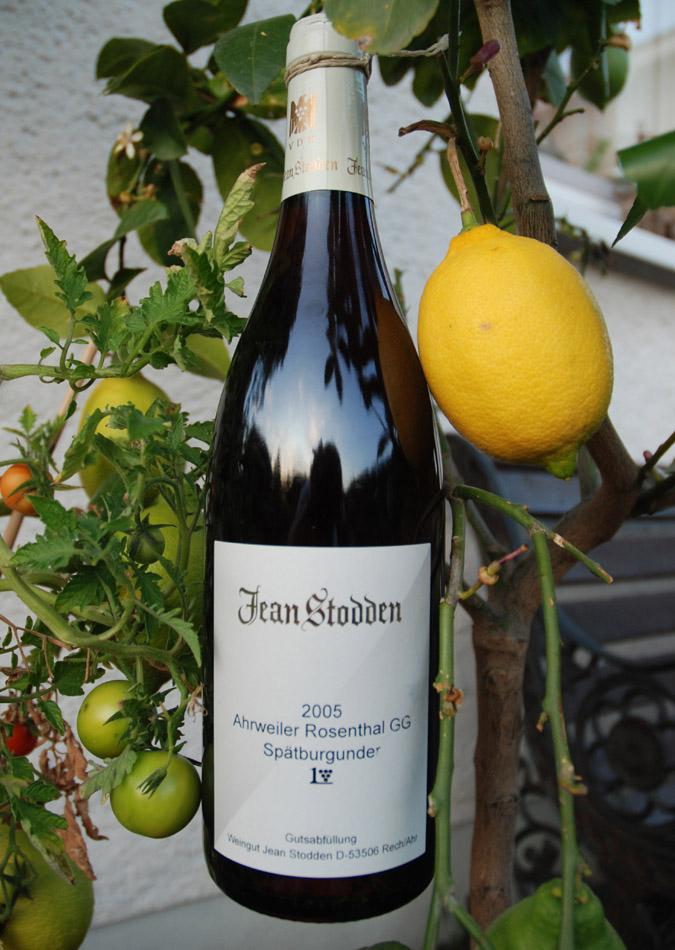 2005 Ahrweiler Rosenthal GG- Jean Stodden
