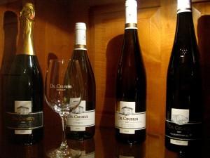 Guter Wein bedarf des Herolds nicht.