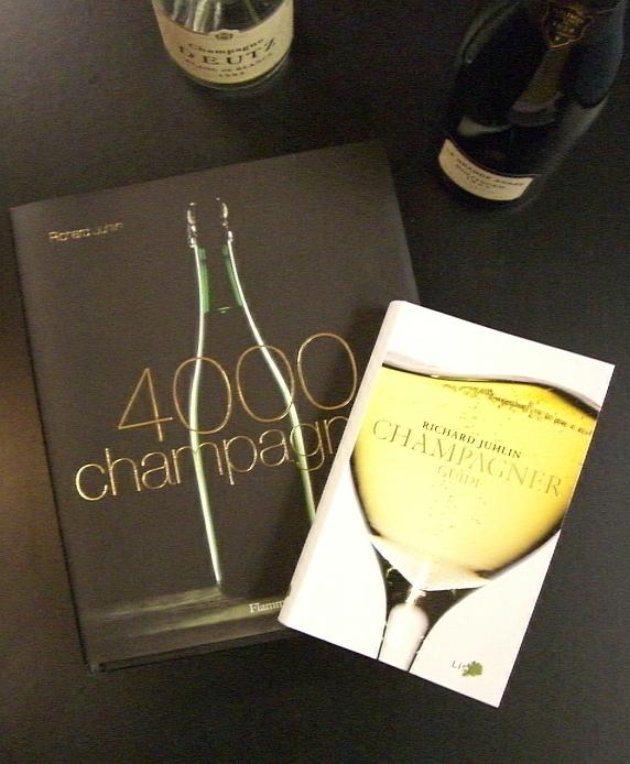Champagnerbücher