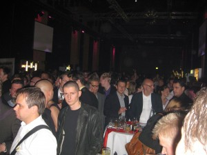 Bar Award Crowd