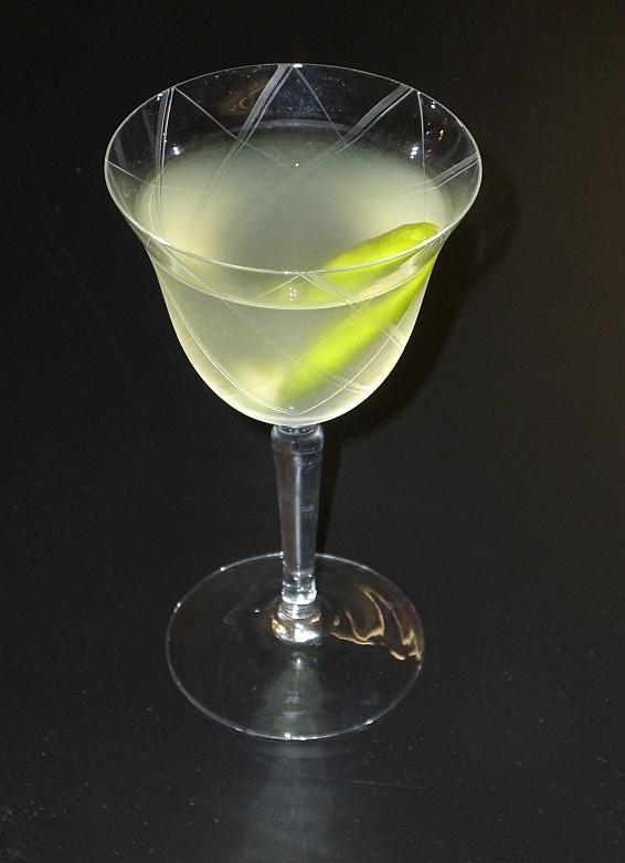 Tequila Gimlet