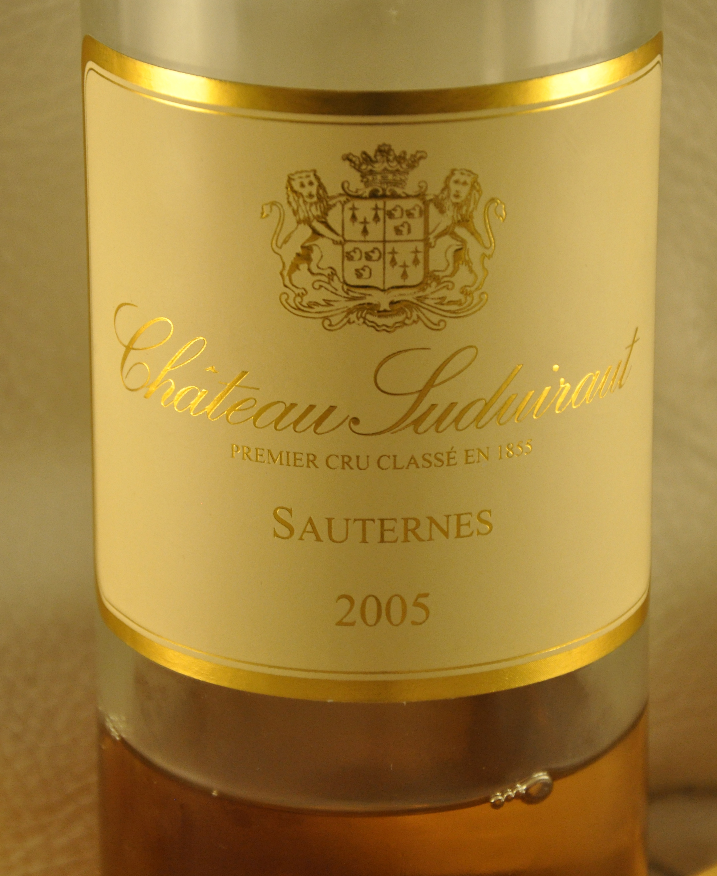 Château Suduiraut – 2005