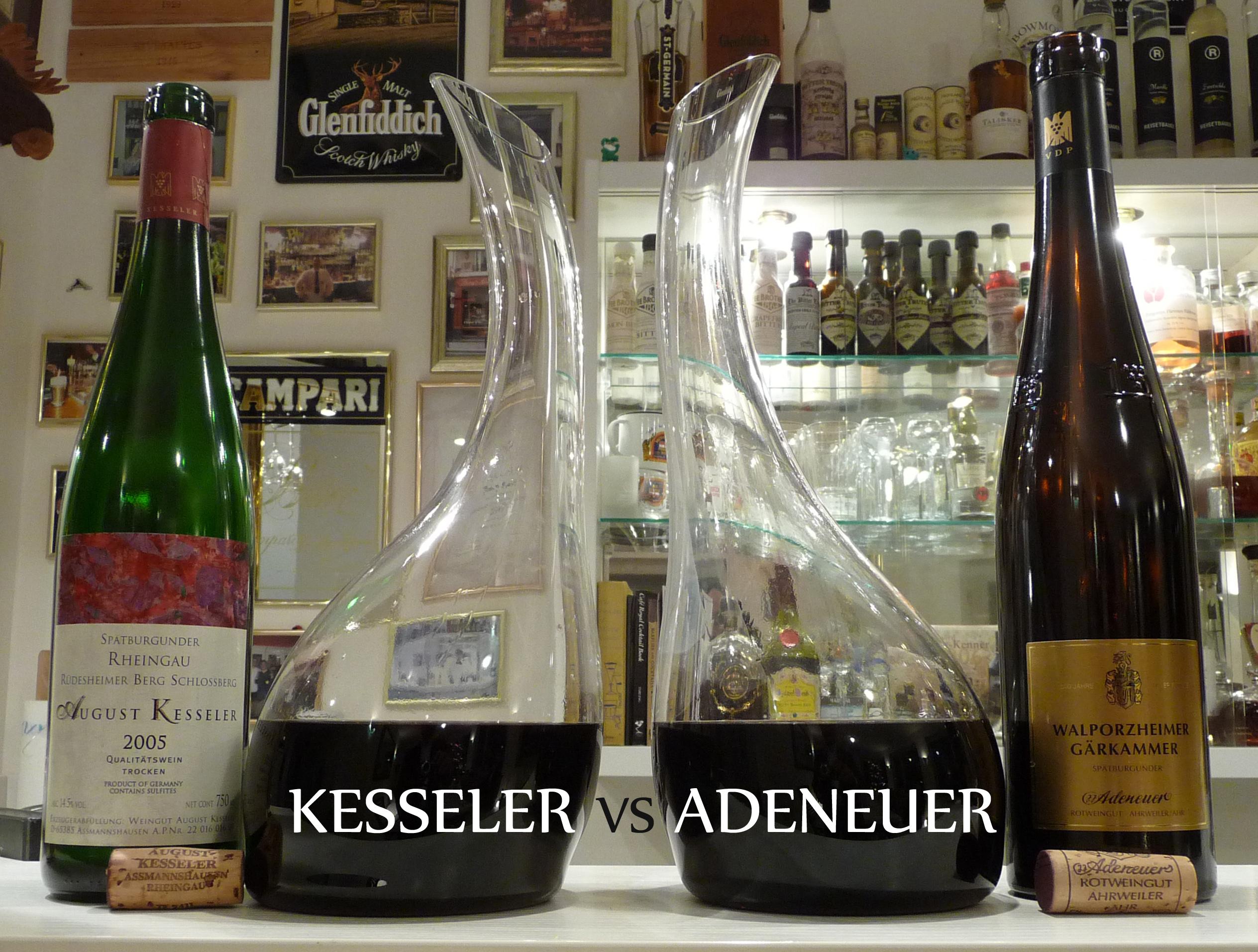 Kesseler vs Adeneuer