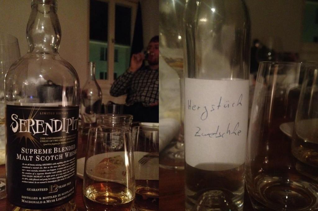 Ardbeg - Serendipity, Hans Reisetbauer - Zwetschke