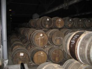 Cognac Hennessy - Fasslager