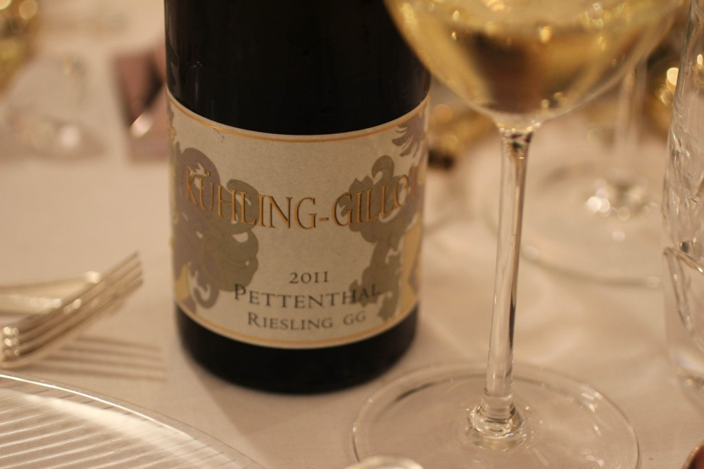 Kühling-Gillot - Pettenthal Riesling GG 2011