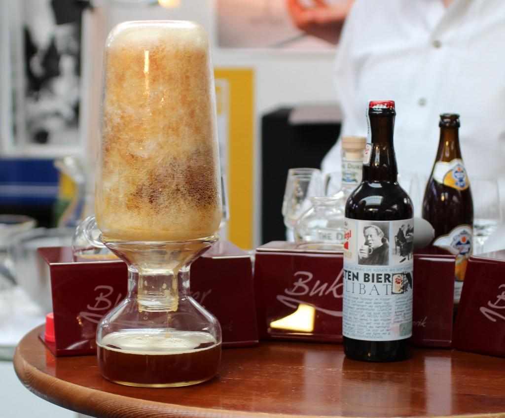 Eisbock-Karaffe von Bukanter