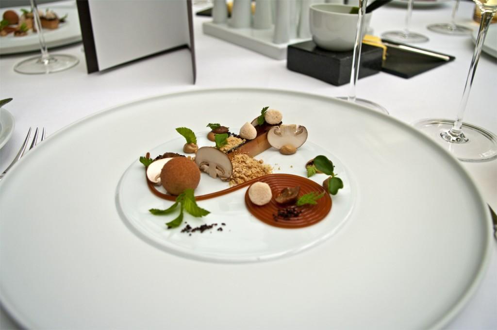 Entenleber / Birkensaft - Pilze - Gerstenmalz - Süssdolde