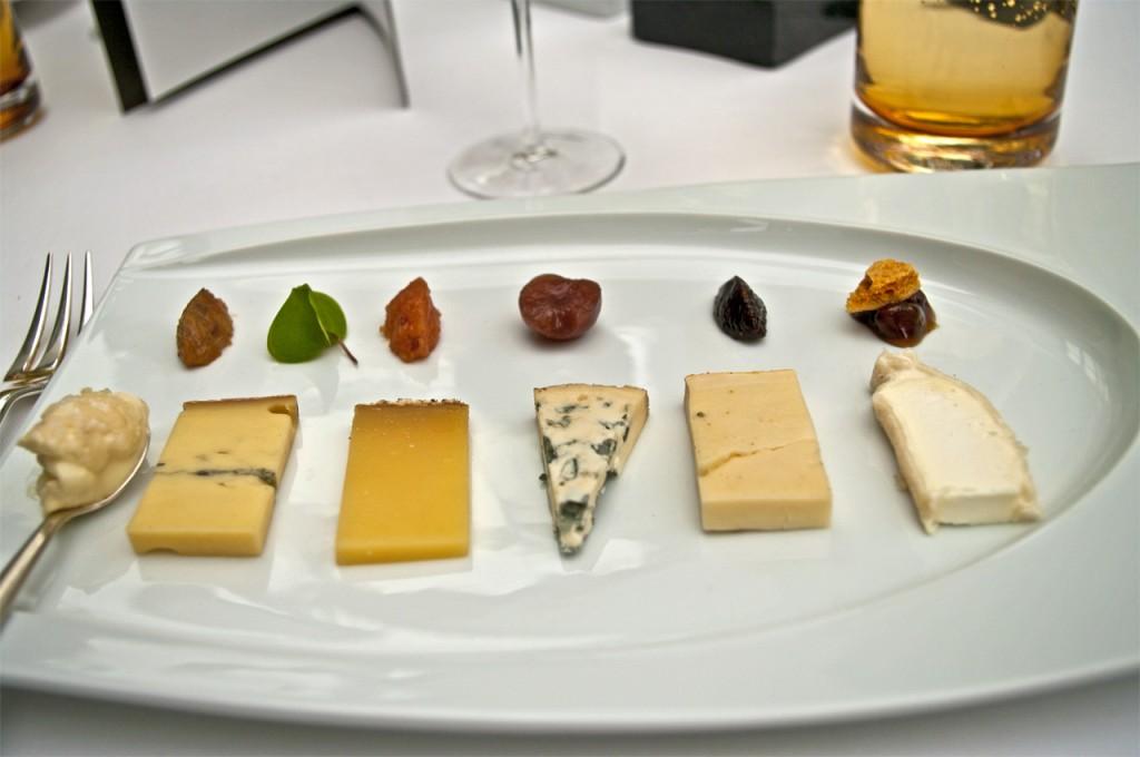 Rohmilchkäse aus Frankreich / Sechs Sorten von Maître Affineur Antony
