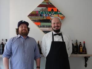 Ben & David vom Stockholm Espresso Club