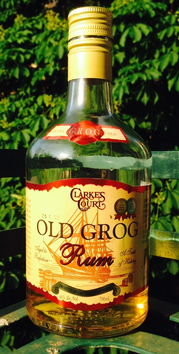 Clarke's Court - Old Grog