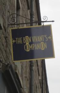 Bon Vivant's Companion