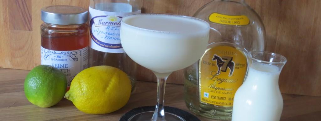 Buttermilch Margarita