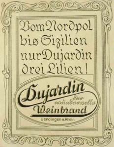 Dujardin Weinbrand