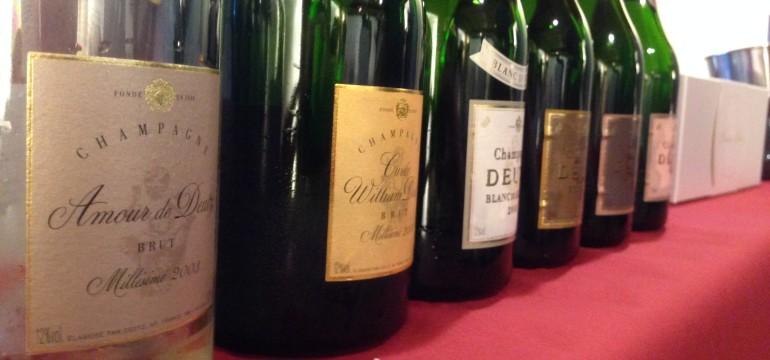 Champagne Deutz Portfolio