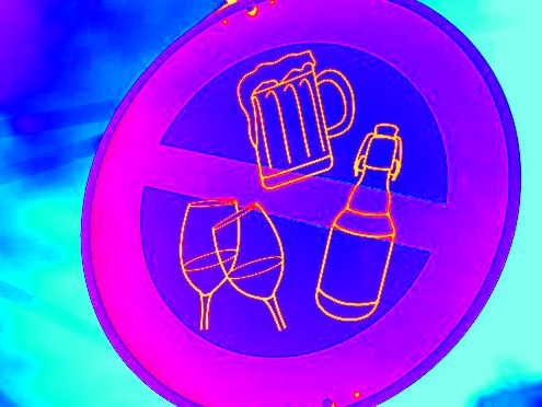 Kein-Alkohol Böser Alkohol Guter Alkohol