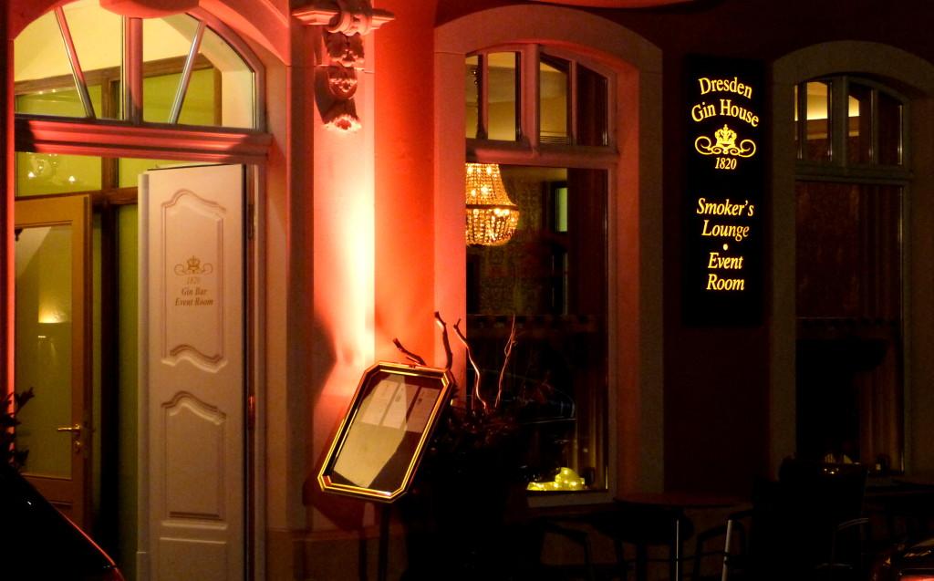 Dresden Gin House - Eine gute Adresse