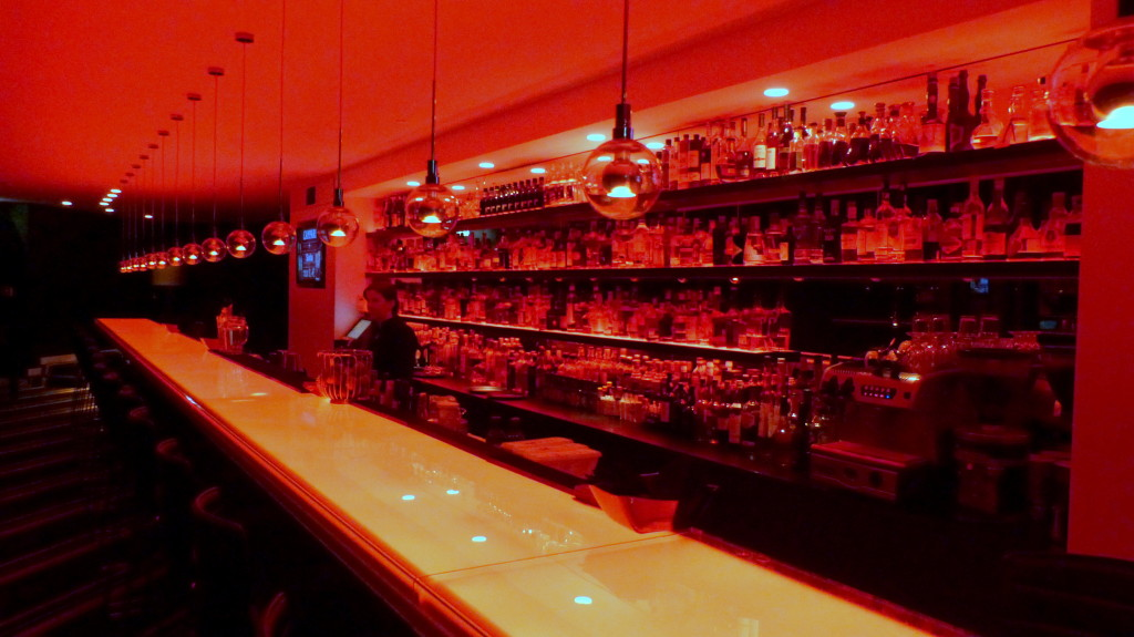 In der Twist Bar