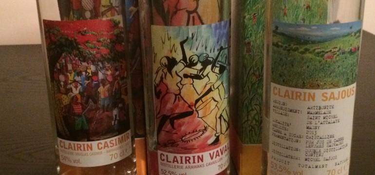 Clairin Casimir, Vaval und Sajous