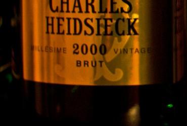 Charles Heidsieck 2000