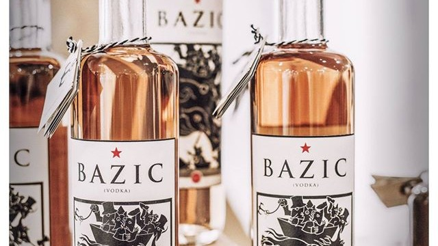 BAZIC Fass-Vodka