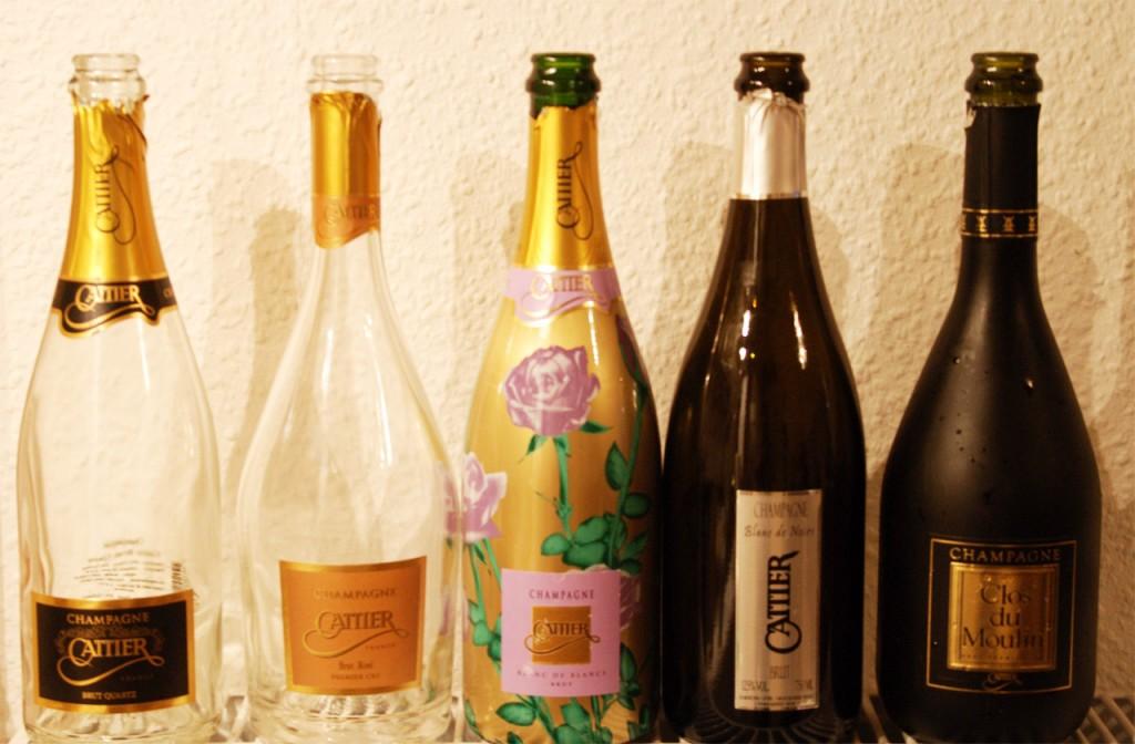 Cattier Champagner