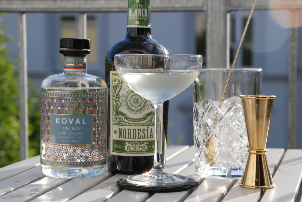 Koval Dry Martini