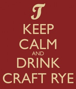 Calm and Craft Rye
