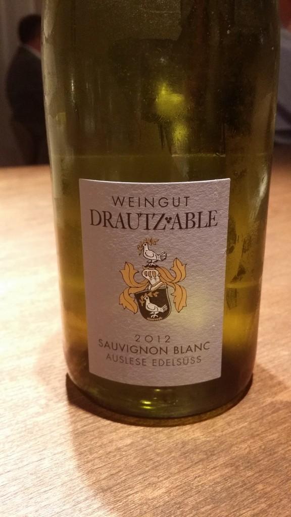 Drautz-Abele Sauvignon Blanc Auslese