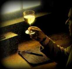 Der Geschmack von Alkohol - Prüfung