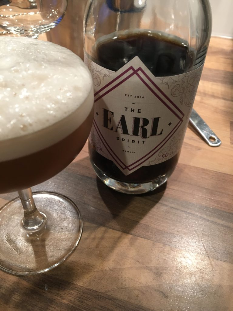 Earl Silver Sour