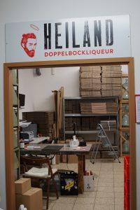 Blick in die Produktionsräume von Heiland