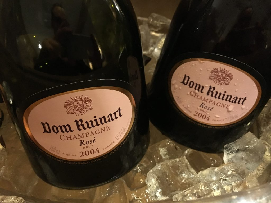 Dom Ruinart Rosé 2004