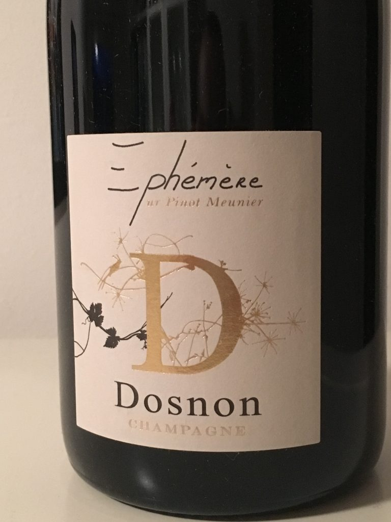 Dosnon Cuvée Ephémeère