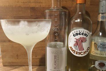 Twentieth Century Cocktail Blanche