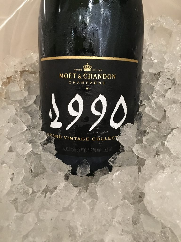 Moët & Chandon Grand Vintage Collection 1990 Magnum