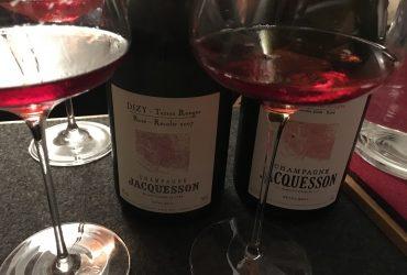 Jacquesson Dizy Terres Rouges 2007 & 2008
