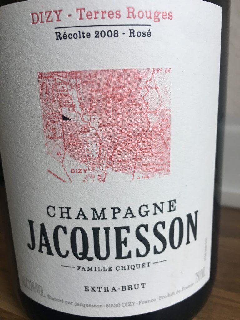 Jacquesson Dizy Terres Rouges 2008