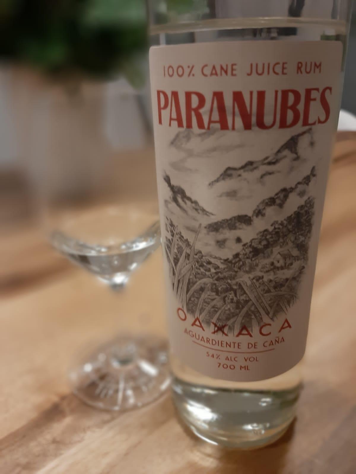 Paranubes Bottle
